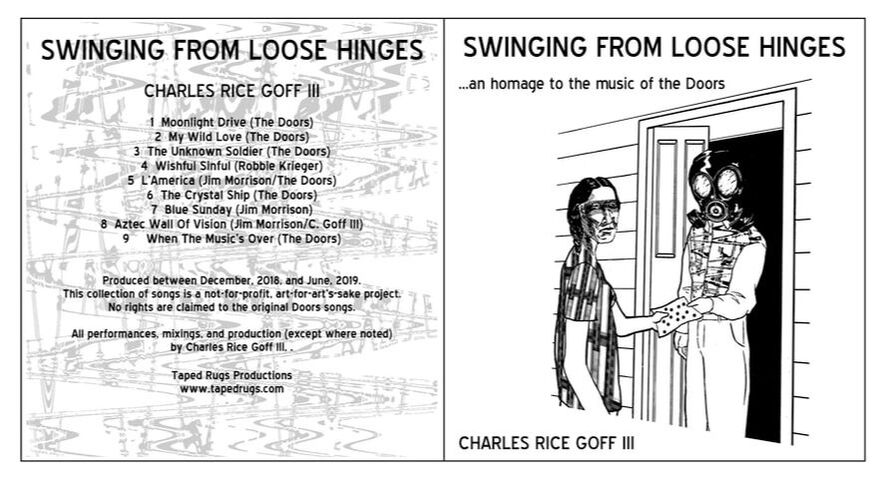 """Charles Rice Goff III – """"Swinging From Loose Hinges"""" review"""